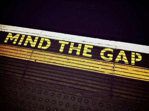 Don't be scared of a Gap (in your career that is)