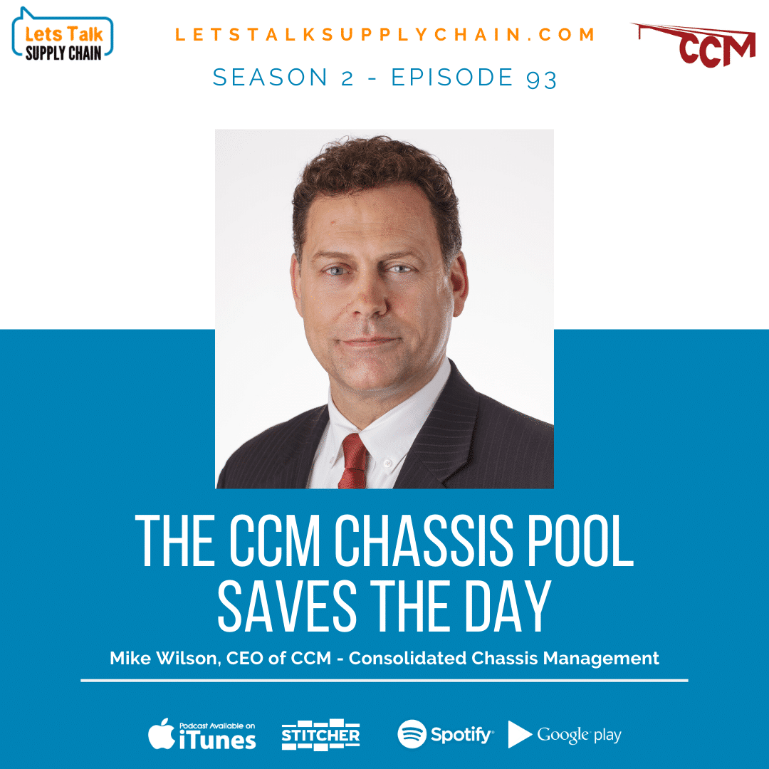 supply chain podcast CCM