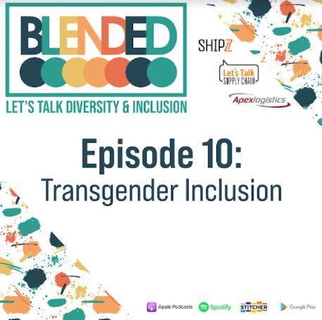 210: Blended – Don't forget the 'T': Talking Trans